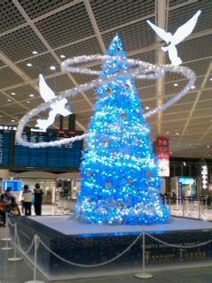 ここもクリスマス!