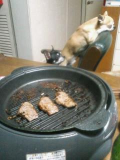 今夜は焼き肉