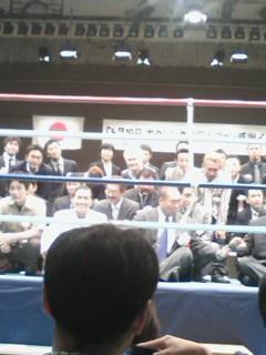 ボクシングの日