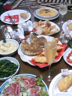 クリスマスパーティー2010