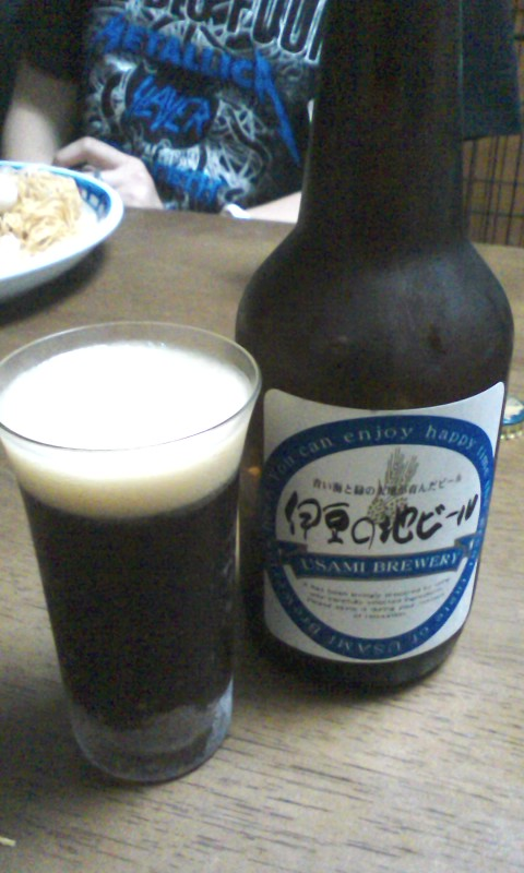 地ビール・伊豆