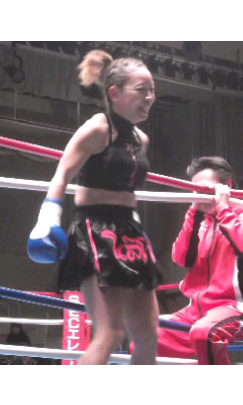 NORIKOさん勝利