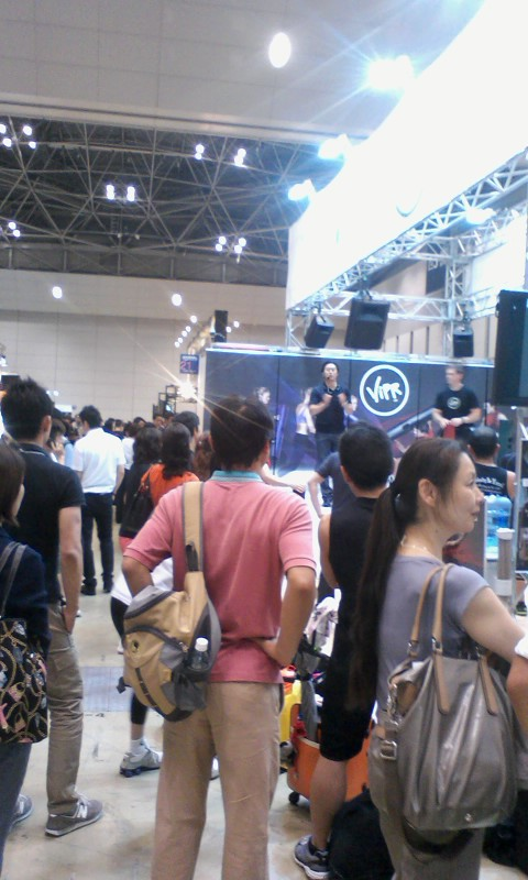 ヘルス&フィットネスジャパン2012