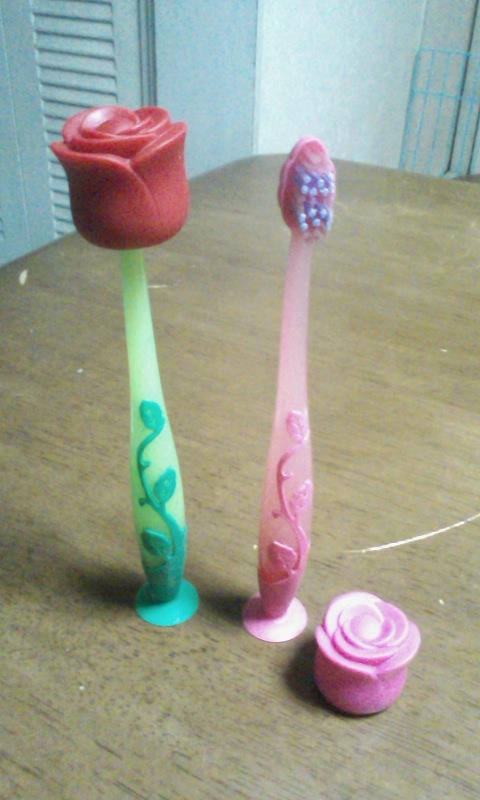 歯ブラシなの〜