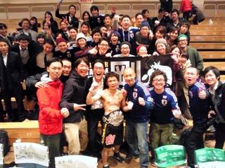 日本チャンピオン誕生(≧ω≦)b